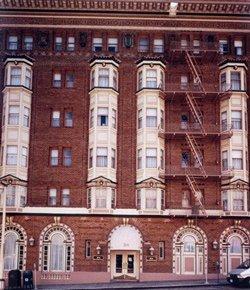 Beresford Arms Hotel - San Francisco, CA