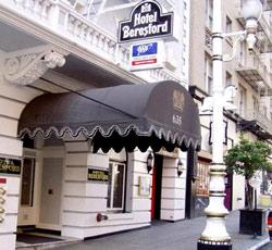 Beresford Hotel - San Francisco, CA