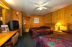 Big Horn Lodge - Chambre 2 lits