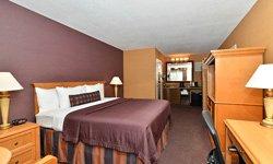 Best Western Stovalls Inn - Chambre lit King