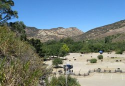 Camping Gaviota,  Santa Barbara