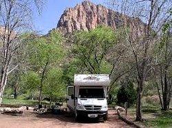Camping du Parc Zion