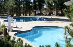 Camping Ruby's Inn - Piscine