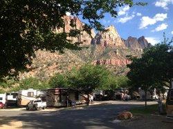 Camping Zion Canyon - Springdale, Utah