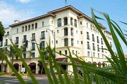 Canary Hotel - Santa Barbara, Californie