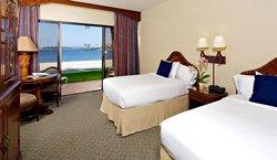 Catamaran Resort Hotel - Chambre vue sur la plage