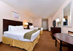 Clarion Inn Page - Chambre 2 lits