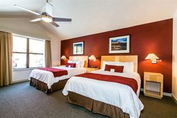 Cliffrose Lodge - Chambre 2 lits