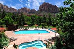 Cliffrose Lodge - Piscine et Spa