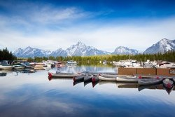 Colter Bay RV Park, Moran, (WY)