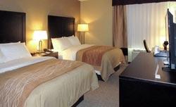 Comfort Inn & Suites Vernal - Chambre 2 lits
