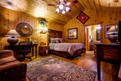 Desert Rose Resort cabin