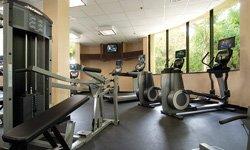 DoubleTree L.A. Westside - Salle de Gym