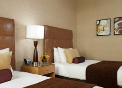 Elan Hotel - Chambre 2 lits