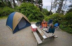 L'équipement de camping