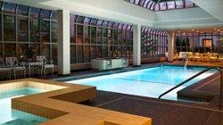 Fairmont Olympic Hotel - piscine intérieure Seattle