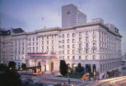 Fairmont San Francisco - San Francisco, CA