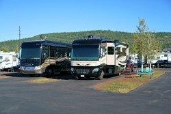 Camping Grand Canyon Railway RV Park