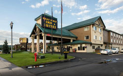 Gray Wolf Inn & Suites - West Yellowstone, MT