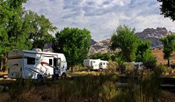 Green River Campground - Jensen, UT - (Crédit NPS)
