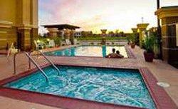 Hampton Inn Fresno - Piscine extérieure