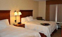 Hampton Inn Rock Springs - Chambre 2 lits