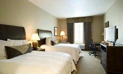 Hilton Garden Inn SLT Downtown - Chambre  2lits Queen