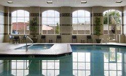 Hilton Garden Inn SLT Downtown - Piscine et Jacuzzi
