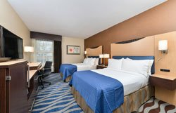 Holiday Inn Cody - Chambre 2 lits