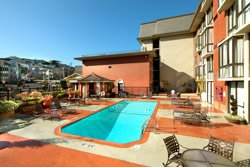 Holiday Inn Fisherman Wharf - Piscine