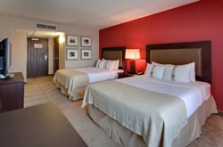Holiday Inn & Suites Bakersfield - Chambre 2 lits