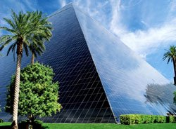 Hôtel Luxor - Las Vegas, NV
