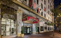Hôtel Whitcomb, San Francisco, CA