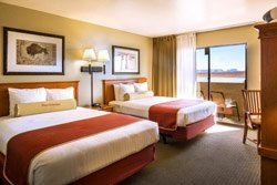 Lake Powell Resort – Chambre