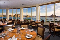 Lake Powell Resort – Restaurant