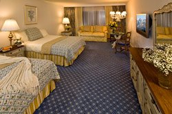 Little America Hotel - Chambre