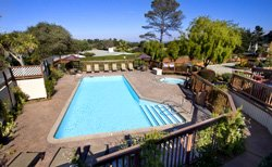 Mariposa Inn & Suites - Piscine