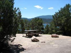 Mustang Ridge Campground - Dutch John, UT - (Credit-USDA)