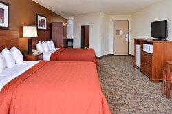 Quality Inn Lake Powell - Chambre spacieuse