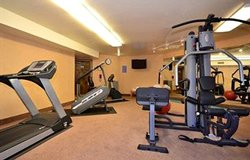Quality Inn Navajo - Gym