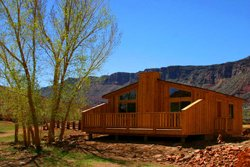 Red Cliffs Lodge Cabins