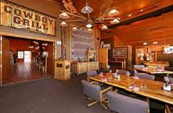 Red Cliffs Lodge - Restaurant