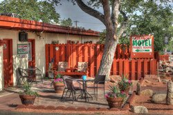Red Rock Motel, Page, AZ