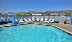 San Francisco RV Resort - Piscine