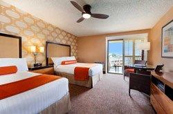 SeaCrest OceanFront Hotel - Chambre 2 lits Queen