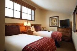 Teton Mountain Lodge - Chambre 2 lits