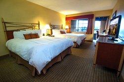 The Grand Hotel - Chambre 2 lits