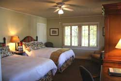 The Upham Hotel - Chambre 2 lits