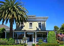 The Upham Hotel - Santa Barbara, Californie