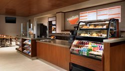The Westin Gaslamp Quarter - Ingrédients grab'N'Go Cafe
